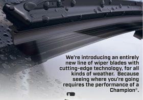 Champion Wiper Blades-Review