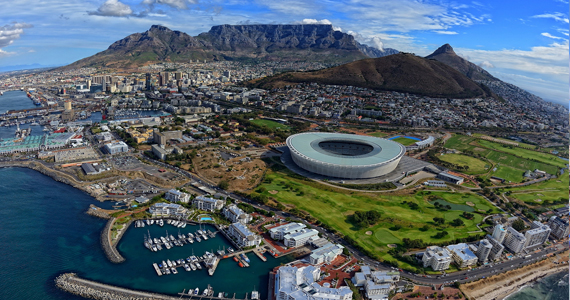 Cape Town's Sports Arena