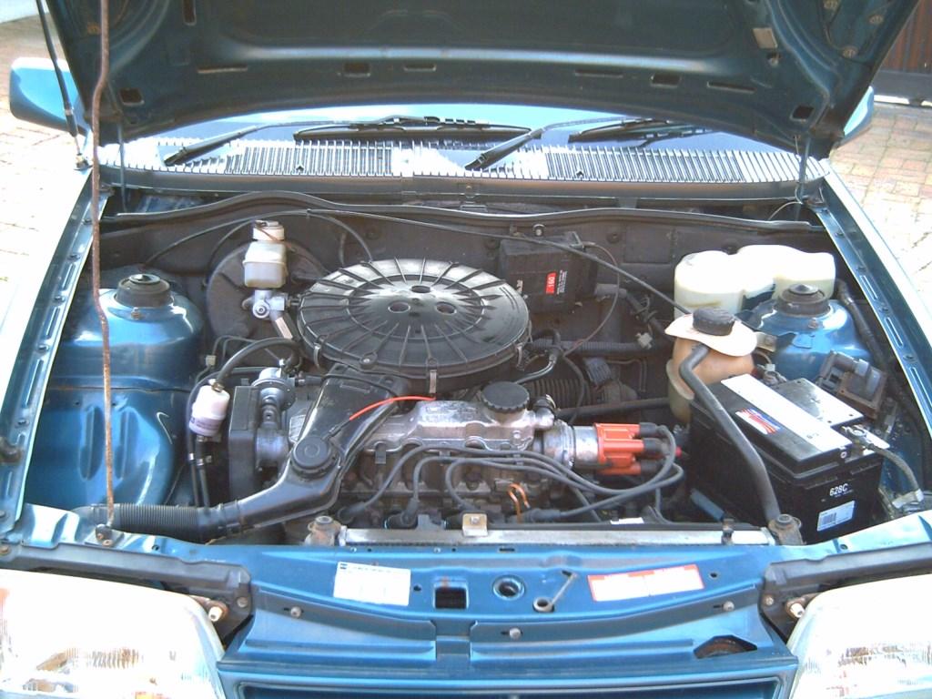 My Opel Kadett Cub