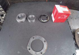 Fitting Rear Wheel Bearings.