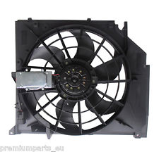 An Electric Radiator Cooling Fan