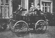 Thomas Parkers Electric Car 1884