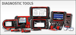 Diagnostic tools used by Mechanics and Technicians