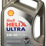 Shell Helix Ultra 5w-40 Synthetic