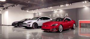 Tesla EV