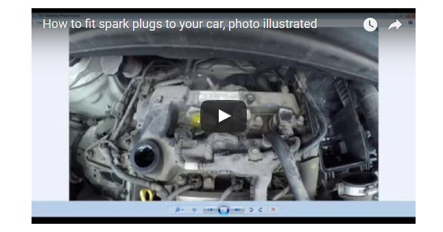 How To Fit Spark Plugs To Your Car Photo Illustrated