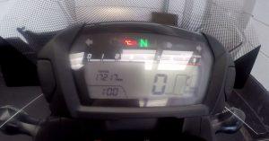 oil change on honda nc750x