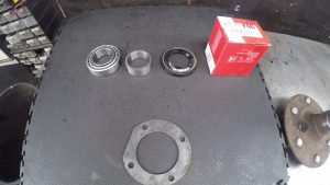 Rear Wheel Bearing Fitment