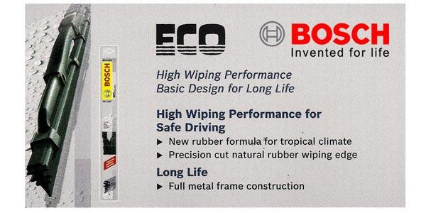 Bosch Wiper Blades Reviewed